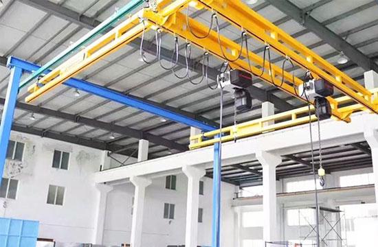 Workstation Overhead Crane