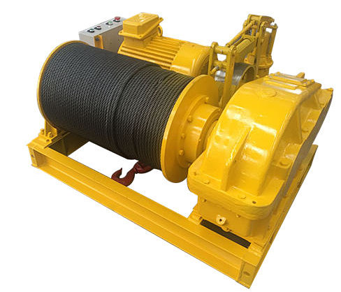 fast speed winch