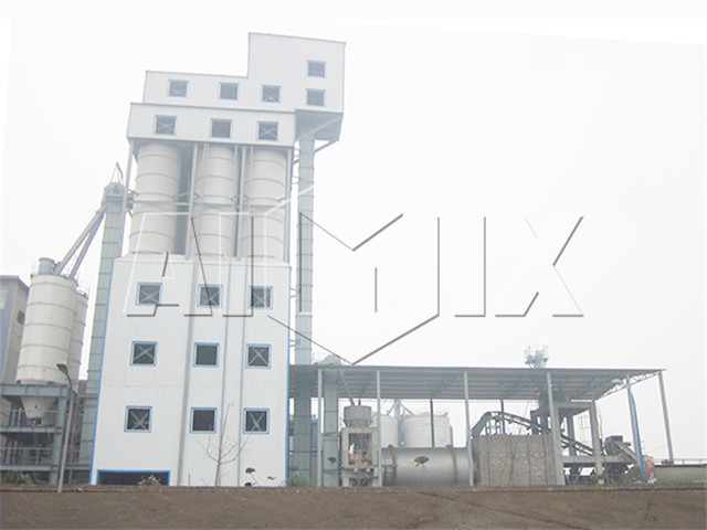 ladder type dry mortar product line  automatic dry mortar production line