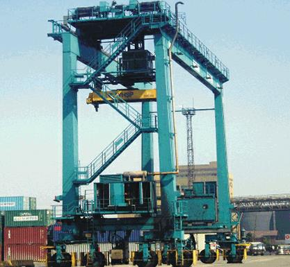 Importance Of Knowing The Difference Between RMG Crane And RTG Crane