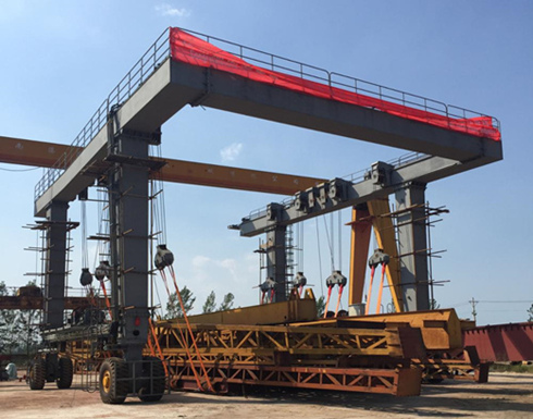 Professional 900 Ton Travel Lift for Business